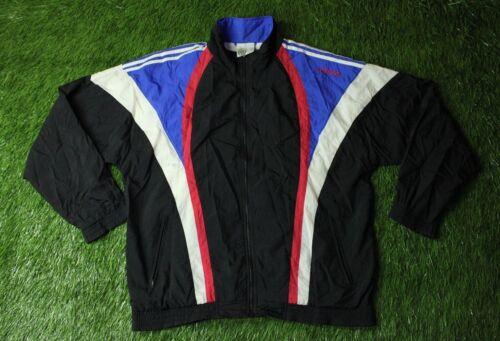 9b6f2ada176f Original mujer Mens chaqueta Adidas Cálida Xl F D 90 s chándal de para Talla  9 198 Vintage qnxYFw0IwC