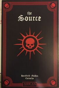 The Source #2  Scout Comics  2018 NM