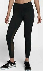 95b026a3868b  80 Nike Womens Power Pocket Lux Training Crop Tights AA1228-010 ...