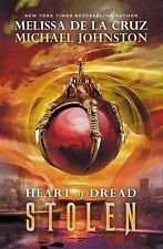 STOLEN-HEART of the DREAD Melissa de la Cruz (2014 Hardcover,DJ) 1st Edition New
