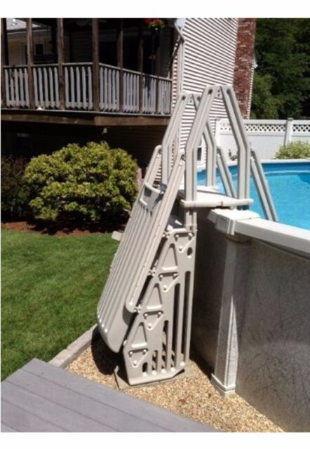 Vinyl Works 24in. Swimming Pool Ladder