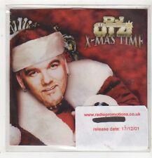 (GD109) DJ Otzi, X-Mas Time - 2001 DJ CD