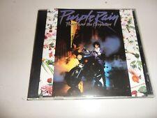 CD  Prince And The Revolution  – Purple Rain