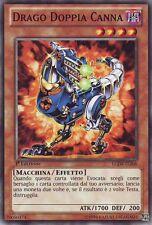 Drago Doppia Canna YU-GI-OH! LCJW-IT266 Ita COMMON 1 Ed.