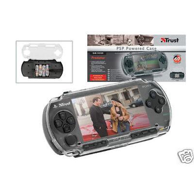 BRAND NEW 14657 TRUST BRANDED PSP POWERED CASE GM-5200