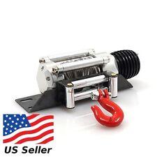 Yeah Racing 1/10 RC Rock Crawler HD Steel Wired Winch - Type A YEA-YA-0386