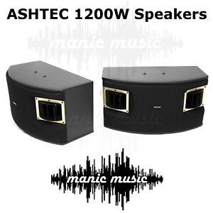 1200W-Speakers-For-Ashtec-Powered-Mixer-Amplifier-Guitar-Karaoke-DJ-Instrument