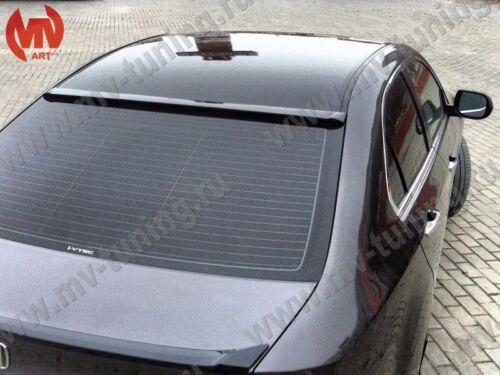 Acura 2008-2013 TSX CU2 Window Spoiler Visor Narrow Lip for Honda Accord 8
