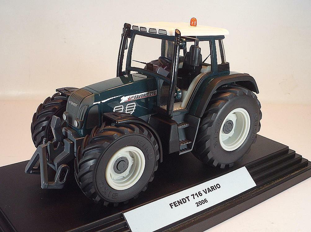 SIKU 1 32 Fendt Favori 716 Vario Farm tracteur tracteur 2006 IN BOX  1293