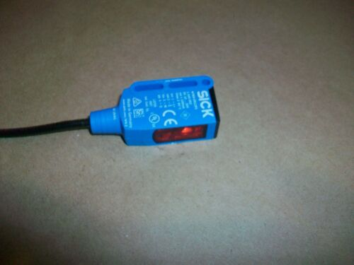 Sick Photoelectric Sensor WTB9-3N1161   10-30vdc