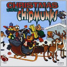 Audio CD - Christmas with the Chipmunks, Vol. 1 -Frosty The Snowman Jingle Bells