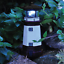 NEW-Solar-Powered-Traditional-Lighthouse-Garden-Ornament-Motion-and-Light-Effect thumbnail 1