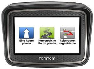 TomTom Rider v4 Europa 45 Motorradnavi XL Free Lifetime Maps kurvenreiche Routen