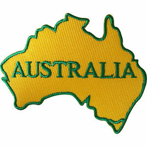 Australia-Patch-Iron-On-Sew-On-Clothes-Jacket-Jeans-Australian-Embroidered-Badge