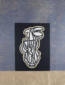 Alun-LEACH-JONES-Alchemy-Blue-original-signed-screenprint-abstract-limited
