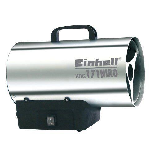 Einhell Gas Heizgebläse Luftdurchsatz für handelsübliche Gasflaschen Werkzeug