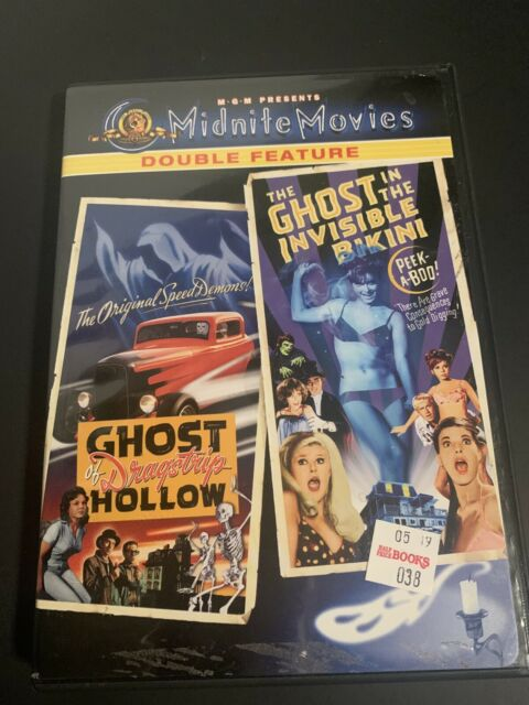 Ghost of Dragstrip Hollow/The Ghost in the Invisble Bikini