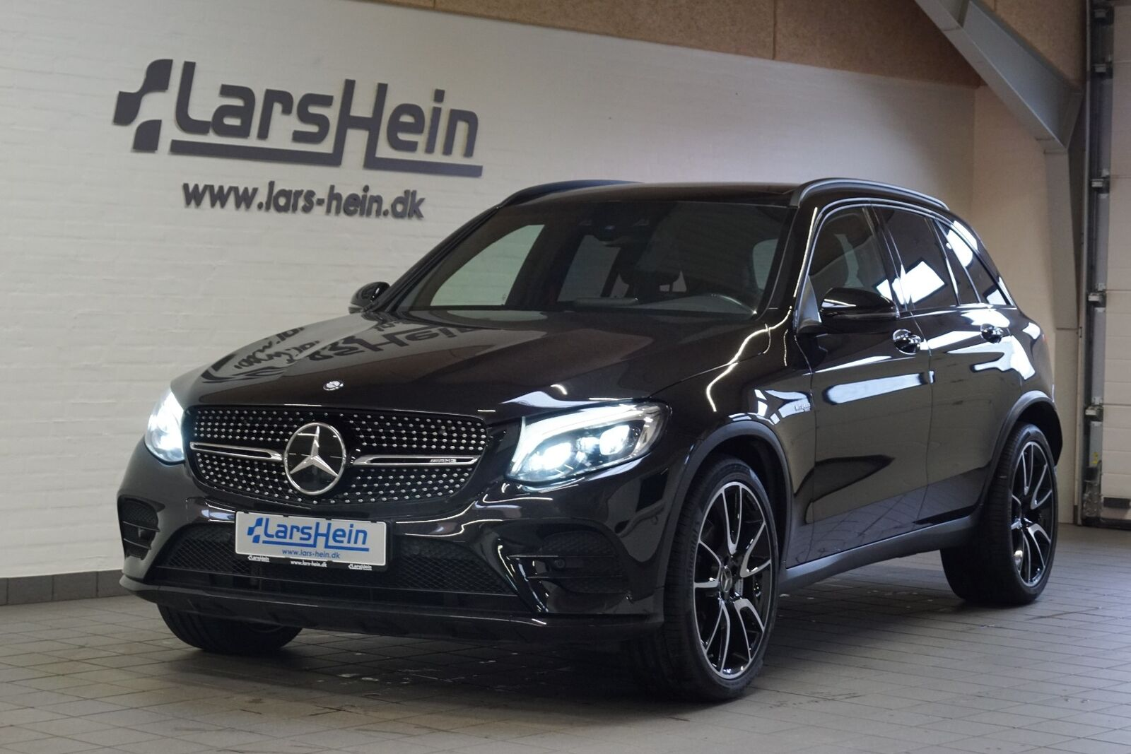 Mercedes GLC43 3,0 AMG aut. 4-M 5d - 799.800 kr.