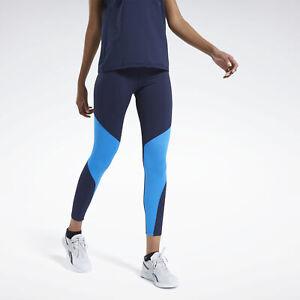 Reebok Women's Lux Bold 2 Mesh Leggings
