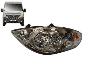 Renault-Master-Headlight-Headlamp-With-Motor-Left-Passenger-Side-N-S-2010-On