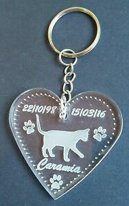 Personalised-memorial-pet-cat-keyring-heart-hand-made-engraved