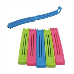 Beutelverschluss-Beutelclip-Tuetenclips-Verschlussclips-6er-Pack-6-cm-8-cm-11-cm