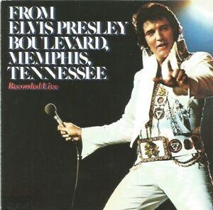 Elvis-Presley-From-Elvis-Presley-Boulevard-Memphis-Tennesee-USA-CD-album