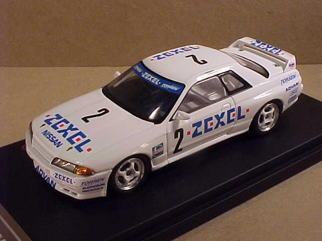 Hpi Racing 1 43 de Metal Nissan Skyline, 2º 1992-93 N1 Campeonatos  8140