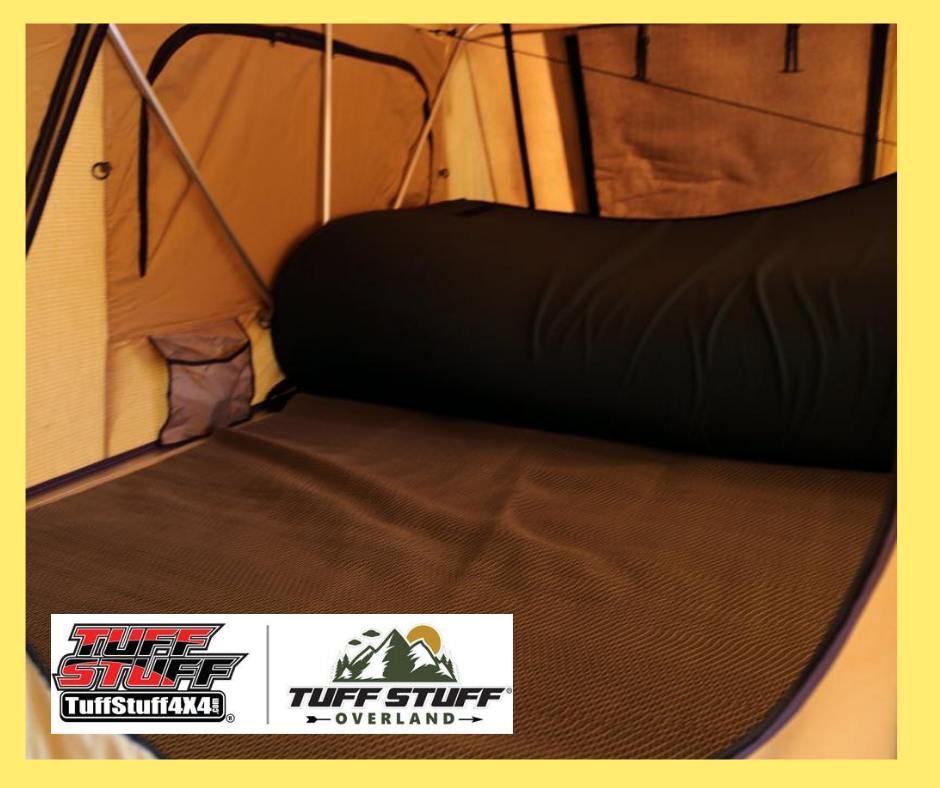 Tuff Stuff  Ranger & Delta Overle Rooftop Tent Anti Condensation Mat