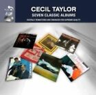 Taylor Cecil 7 Classic Albums 4 CD Album Real Gone Jazz