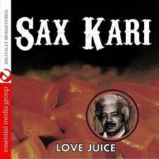 Sax Kari - Love Juice [New CD] Manufactured On Demand