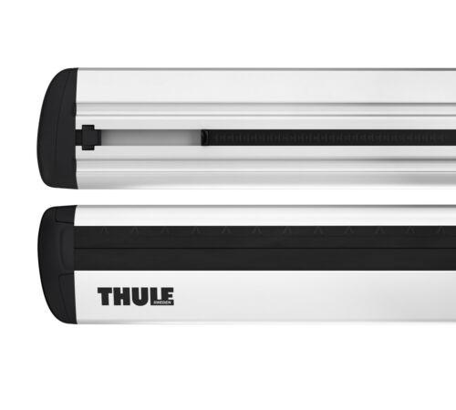 Thule Evo WingBars Roof Rack Bars LockableMercedes A Class 2012-2018 W176