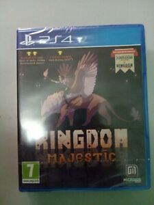 Kingdom Majestic (New Lands + Two Crowns) R2 New And Sealed