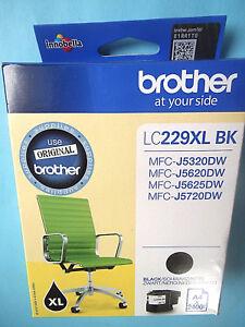 Brother-LC229XL-BK-schwarz-Original-MFC-J5620DW-MFC-J5720DW-Original-LC-229XL
