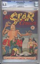 ALL-STAR COMICS 26 - CGC 6.5 Classic Robot Cover - DC Comics