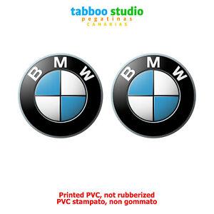 2-Adesivi-logo-BMW-Motorrad-stickers-GS-1250-1200-moto-pegatinas-autocollants