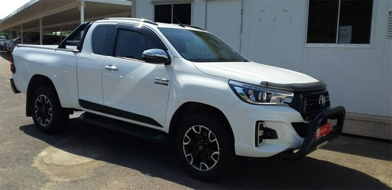 2020 Toyota Hilux 2.8 GD-6 X/Cab 4x4 RB Raider AT for sale!