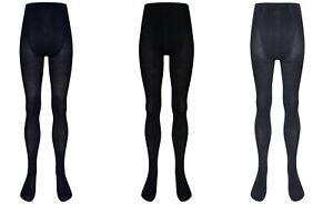 2X-Girls-Cotton-Rich-Lycra-School-Uniform-Tights-Super-soft-Comfortable