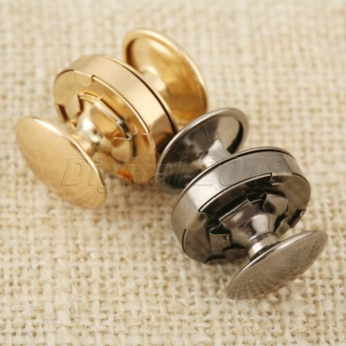 10Sets 14mm 18mm 4 Colors Magnetic Snaps Bag Press Buckles Buttons For Bags