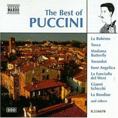 G. Puccini - Best of Puccini [New CD]