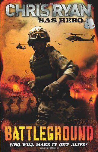 Battleground: Code Red By Chris Ryan. 9781862302839