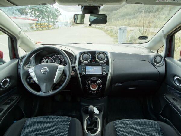 Nissan Note 1,2 Acenta Tech billede 11