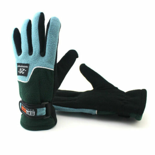 Sports Men/'s Winter Warm Thermal Windproof Ski Snow Snowboard Motorcycle Glove