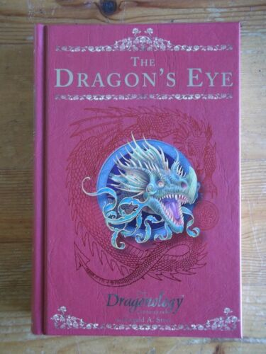 1 of 1 - The Dragon's Eye - Dugald A. Steer Signed, Lined & Dated Hardback