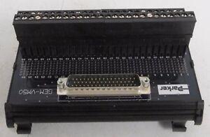 Parker-GEM-VM50-Compumotor-Breakout-Module