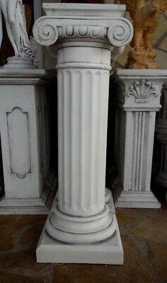 Figurensockel 30 cm Sockel Säule für Gartenfiguren Betonsäule Steinguss