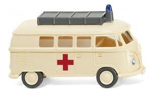 #032003 - Wiking Rdc-vw T1 Bus - 1:87 Amener Plus De Commodité Aux Gens Dans Leur Vie Quotidienne
