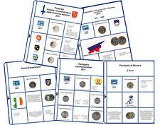 AGGIORNAMENTO 2 EURO MONACO ANNO 2012 NON COMMEMORATIVO