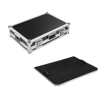 osp 24 electric guitar effects pedal board ata flight road carrying case ebay. Black Bedroom Furniture Sets. Home Design Ideas
