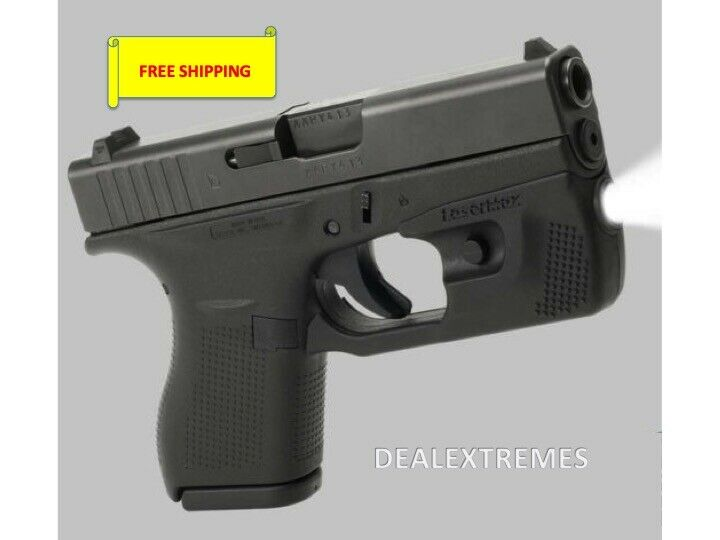 Lasermax Centerfire Led Weapon Light For Glock 42 And Glock 43 For Sale Online
